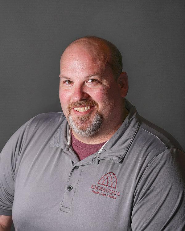 Josh Wiley Maintenance Director